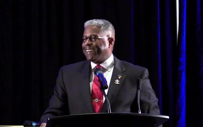 Congressman Allen B. West Video