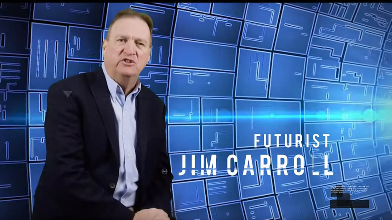 Jim  Carroll Video