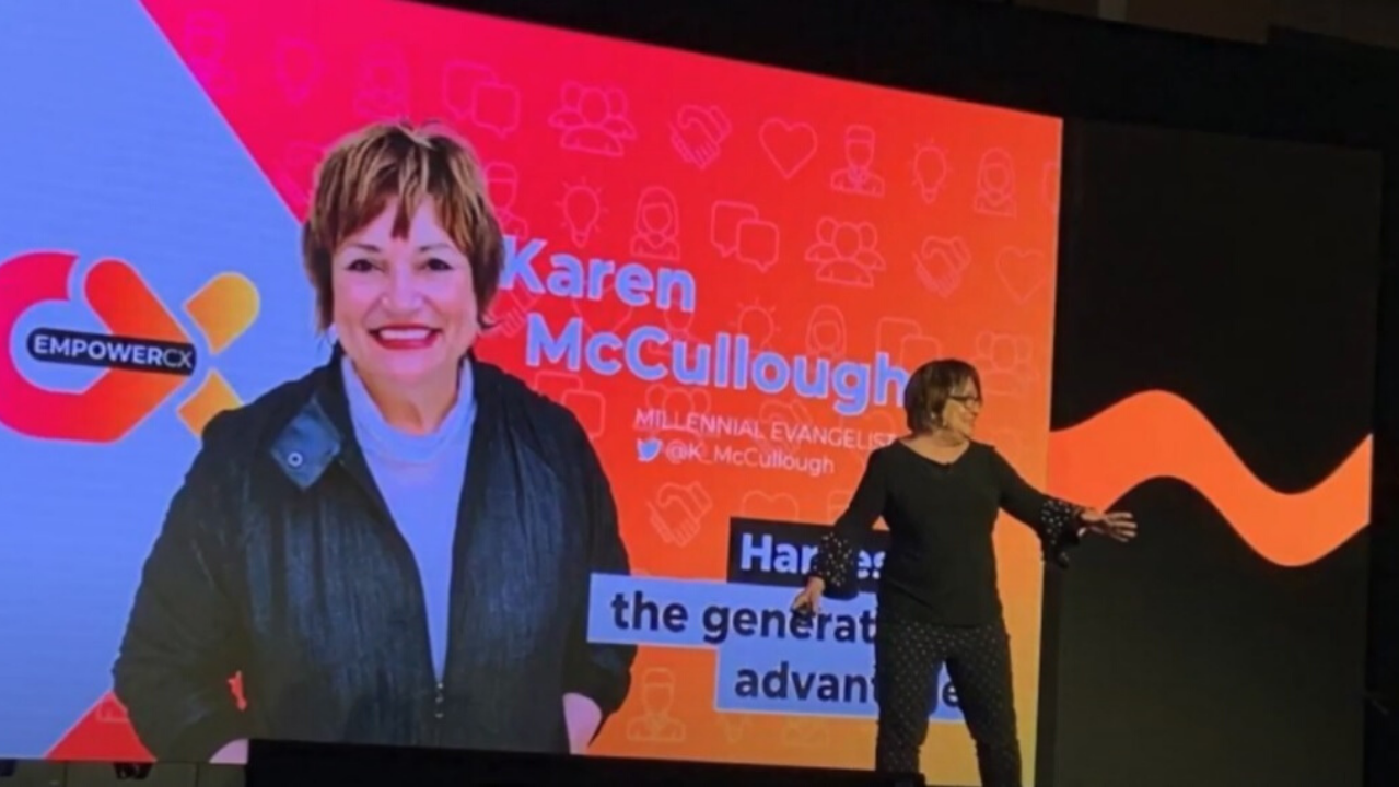 Karen  McCullough Video