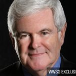 Newt Gingrich Detail Image