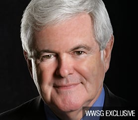 The Honorable Newt  Gingrich Image