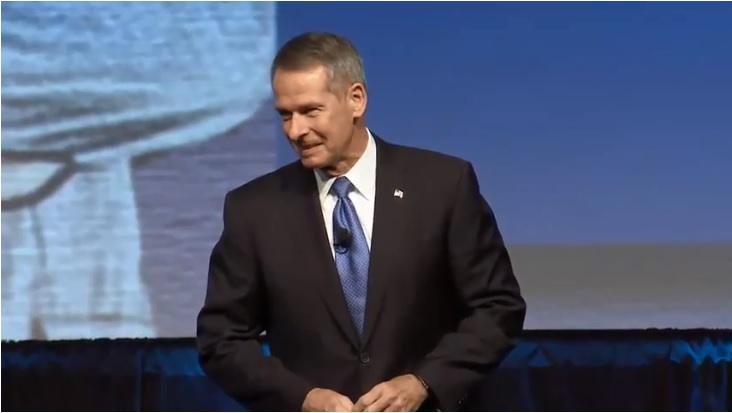 General Peter  Pace, U.S. Marine Corps (RET) Video