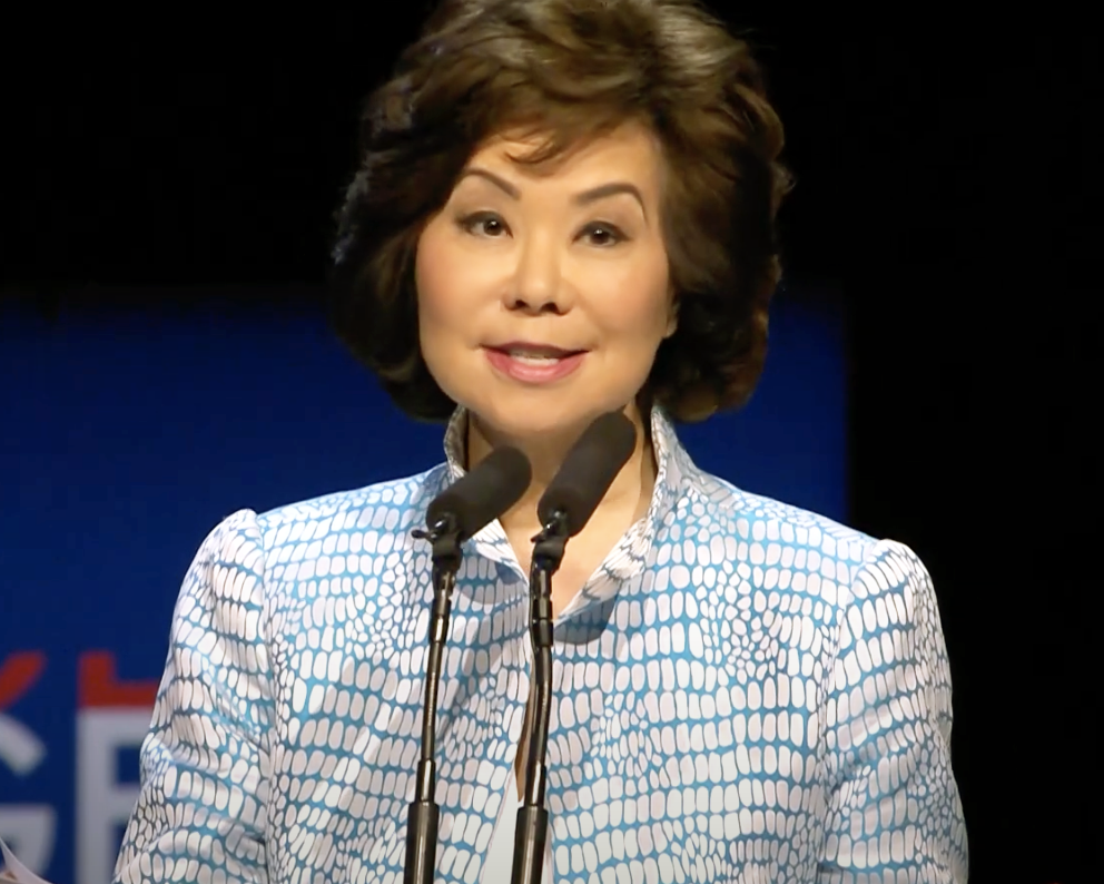 The Honorable Elaine L. Chao Video