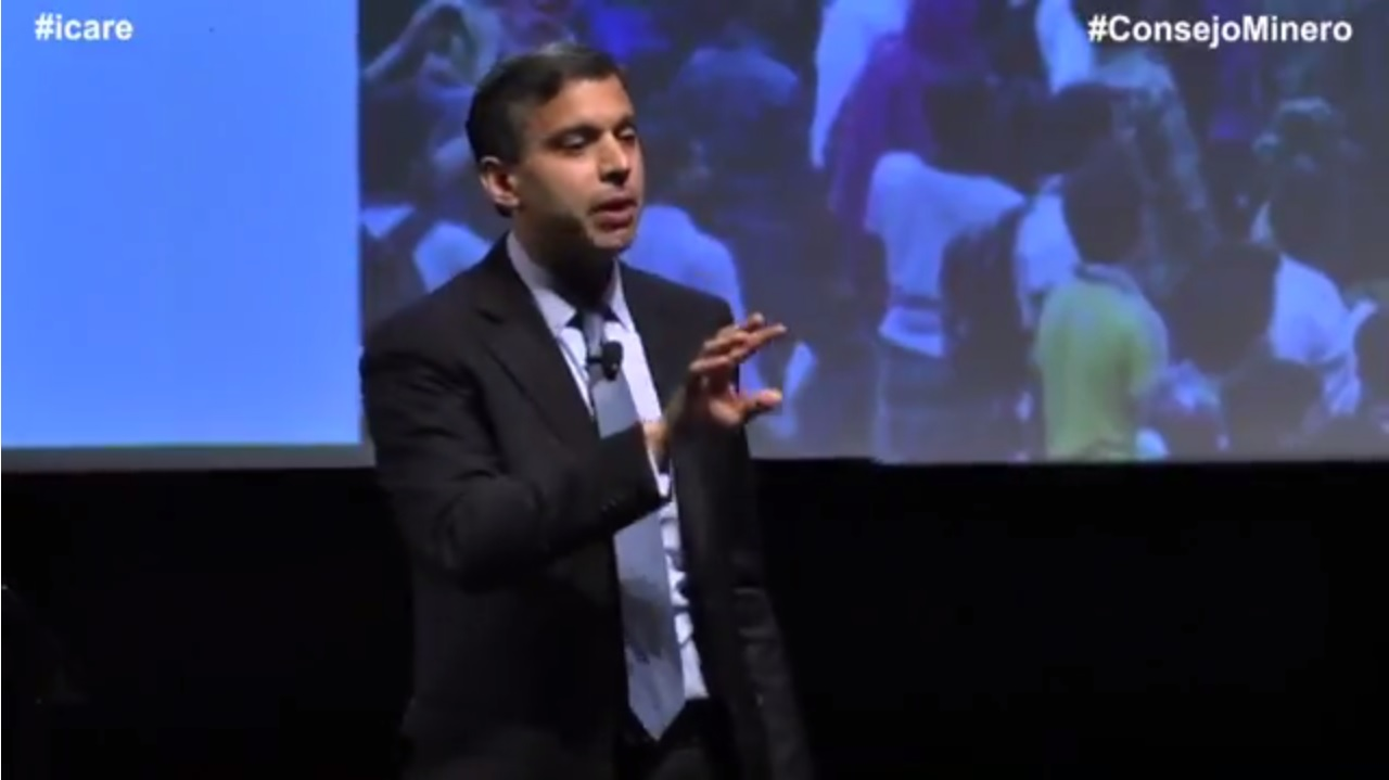 Vikram  Mansharamani, Ph.D Video
