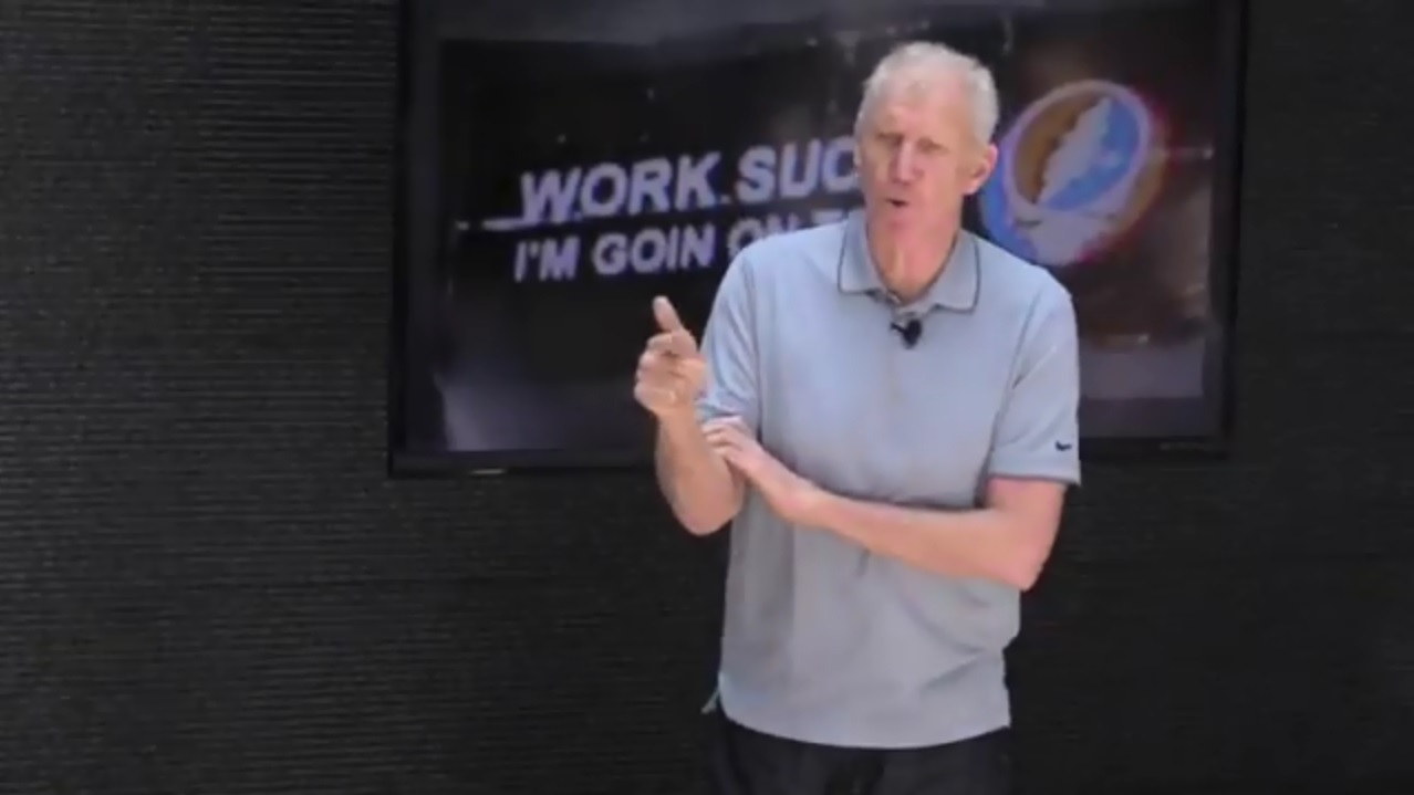 Bill  Walton Video