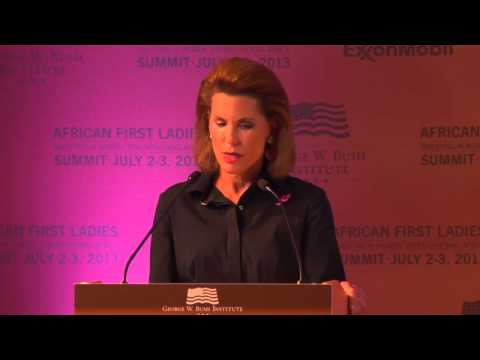 Ambassador Nancy  Brinker Video