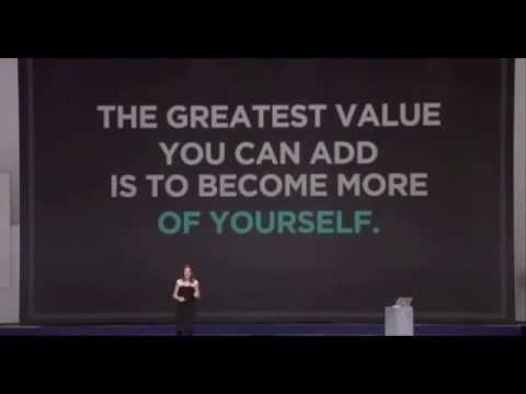 Sally  Hogshead Video