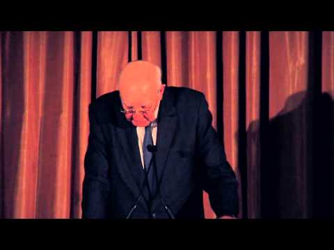 The Honorable Paul A. Volcker Video
