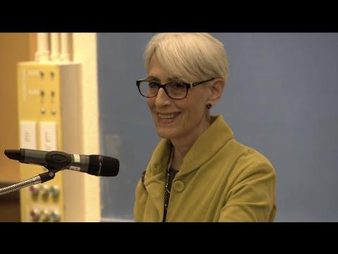 Ambassador Wendy R. Sherman Video