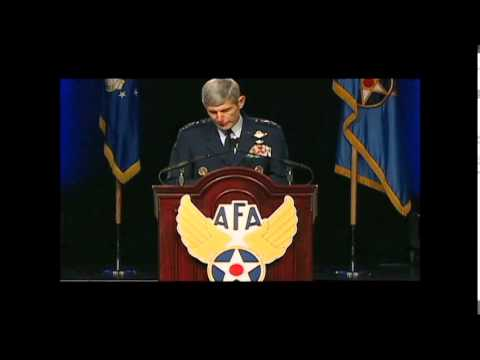 General Norton  Schwartz, USAF (RET) Video