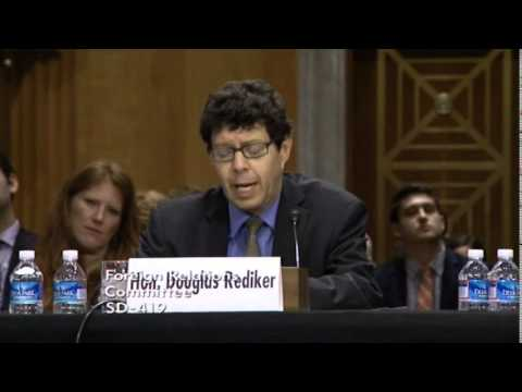 The Honorable Douglas  Rediker Video
