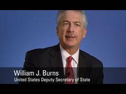 Ambassador William J. Burns Video