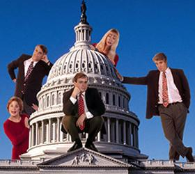 The  Capitol Steps Image