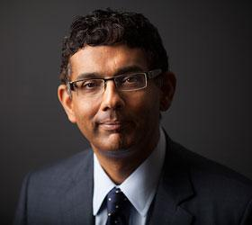 Dinesh D'Souza Results Image