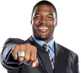 Michael Strahan Results Image