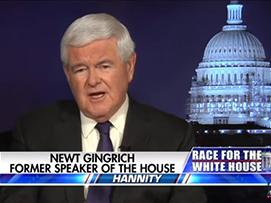 Newt Gingrich Fox News