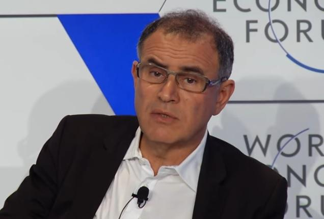 Nouriel  Roubini Video