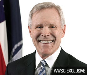 The Honorable Ray  Mabus Image