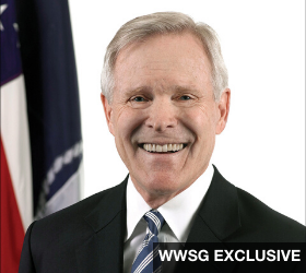 The Honorable Ray Mabus Results Image