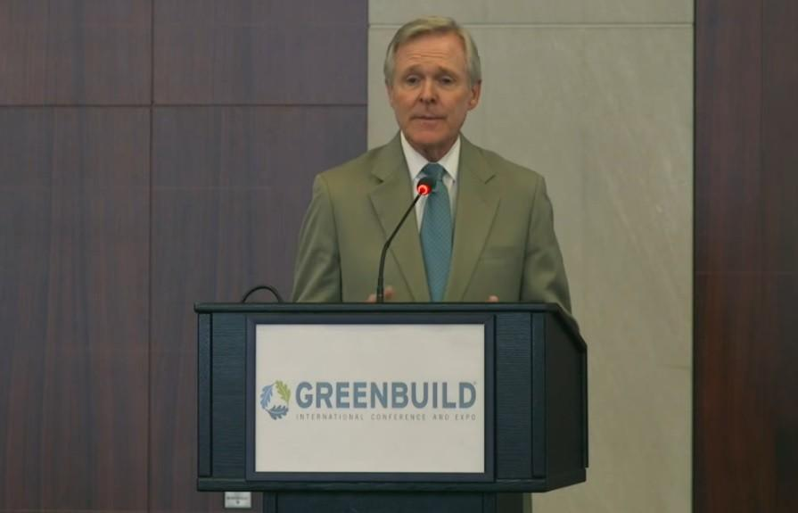 The Honorable Ray  Mabus Video