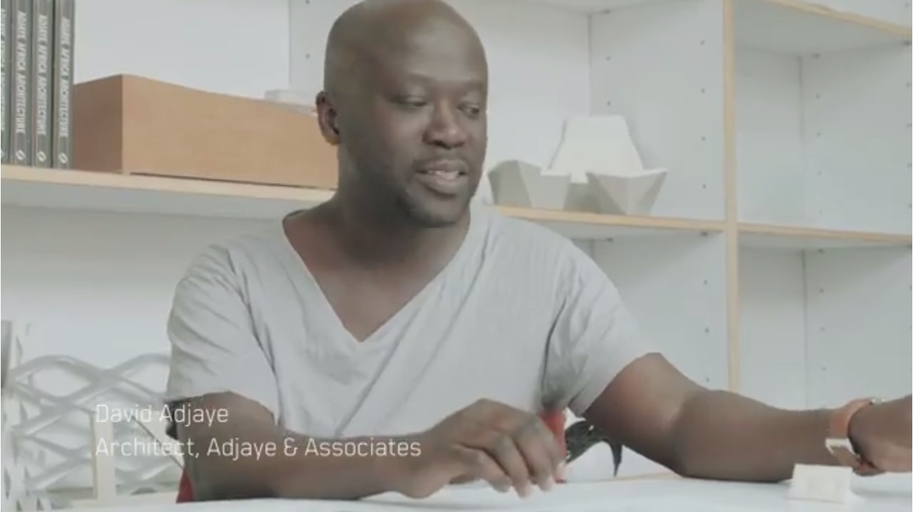 Sir David  Adjaye Video
