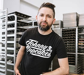 Johnny  Cupcakes Image
