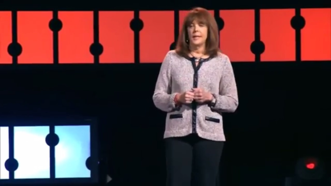 Linda  Kaplan Thaler Video