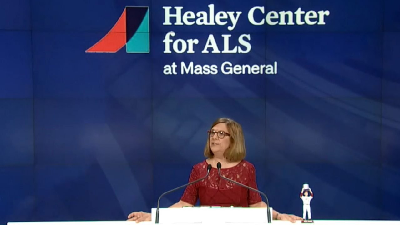 Nancy  Frates Video