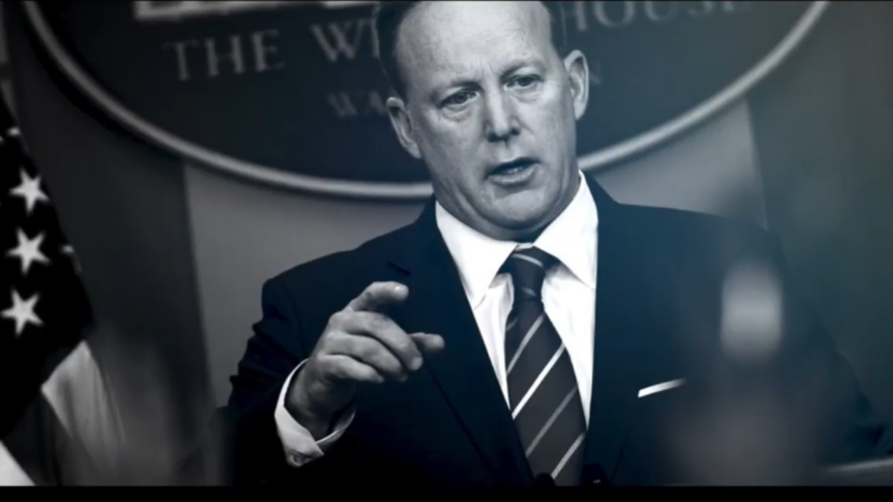 Sean  Spicer Video