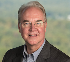 Secretary Tom  Price Image