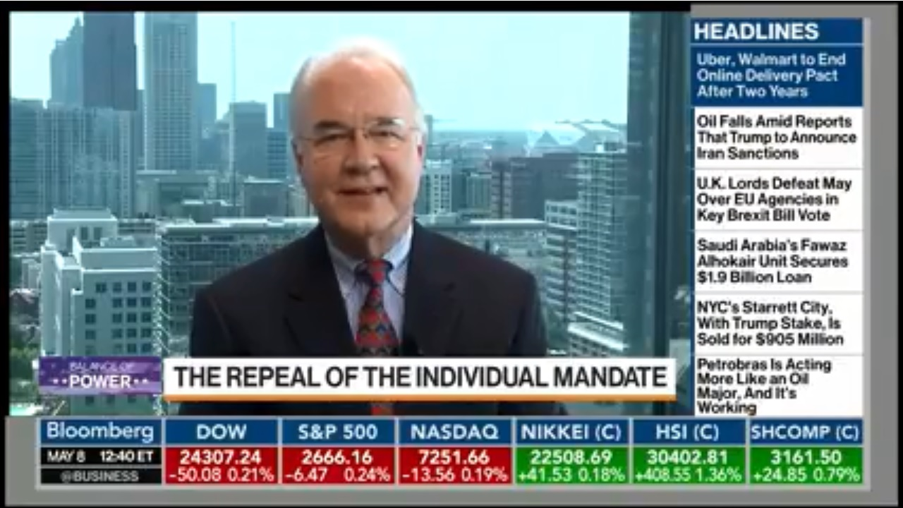 Secretary Tom  Price Video