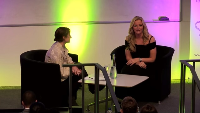 Lady Michelle  Mone, OBE Video