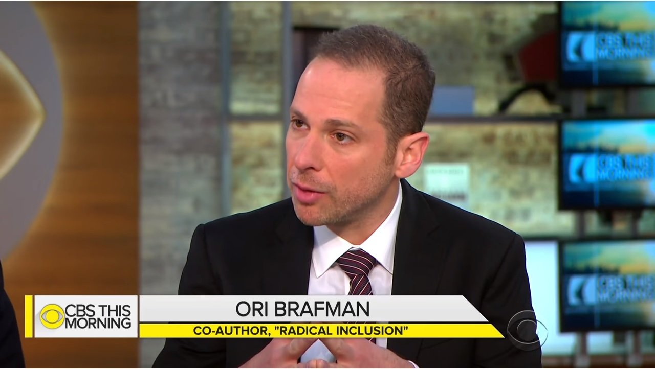 Ori  Brafman Video