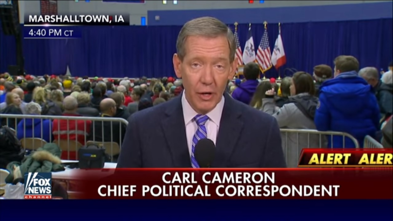 Carl  Cameron Video