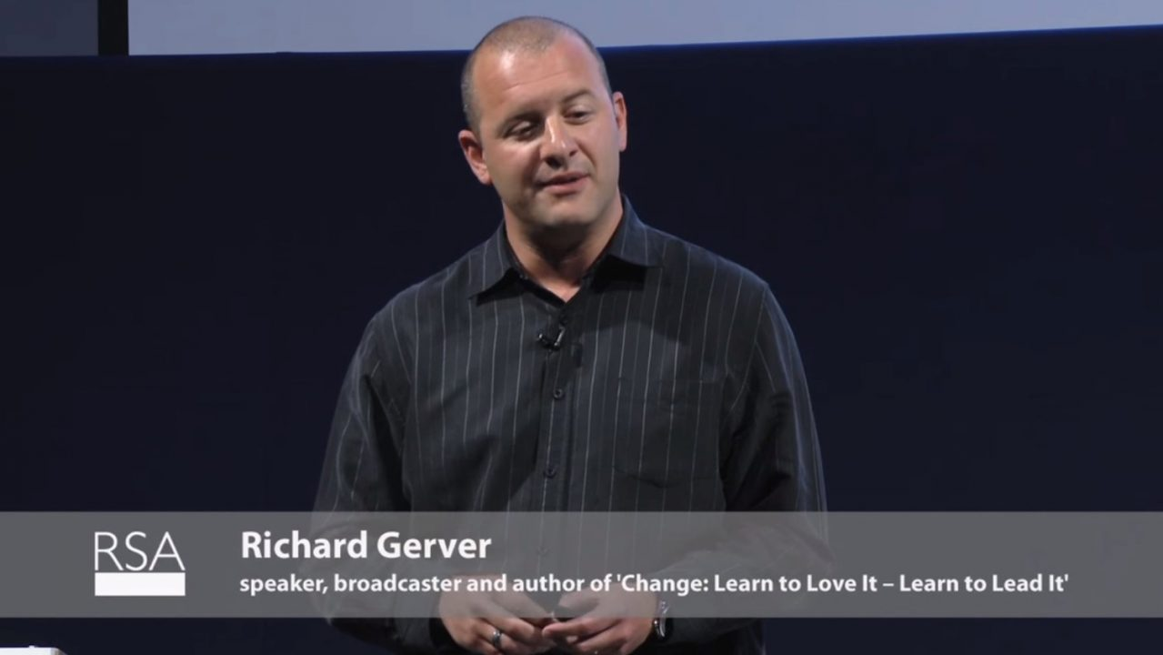 Richard  Gerver Video