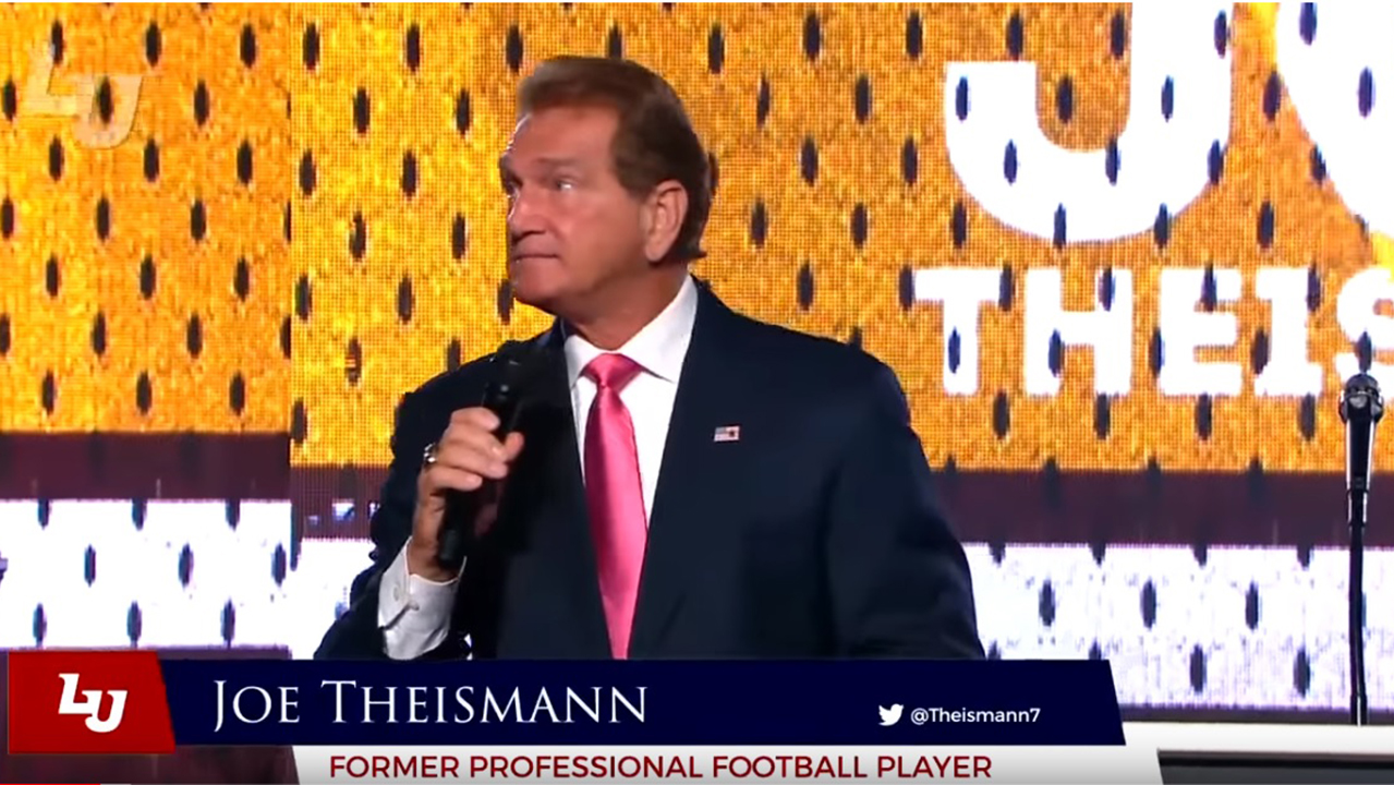 Joe  Theismann Video