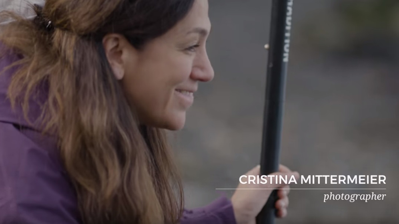 Cristina  Mittermeier Video
