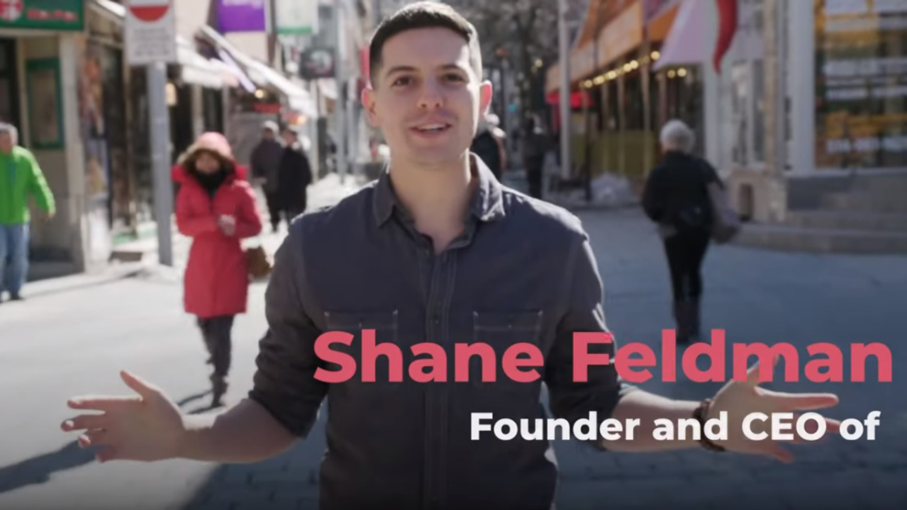 Shane  Feldman Video
