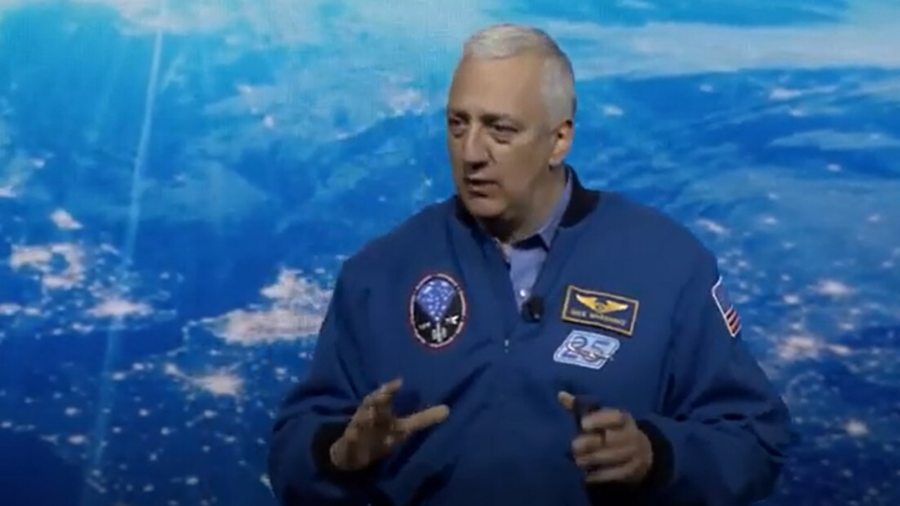 Mike  Massimino Video