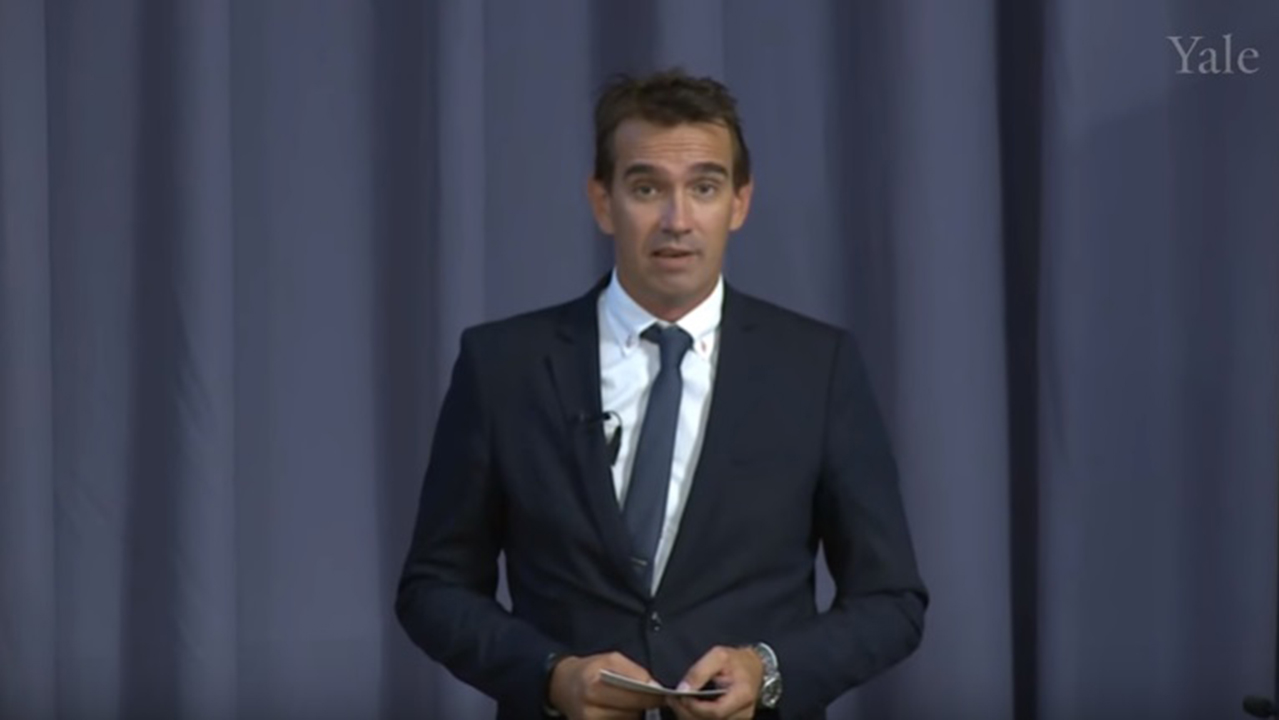 Peter  Frankopan Video