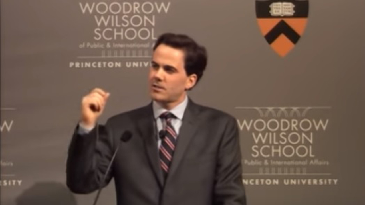 Robert  Costa Video