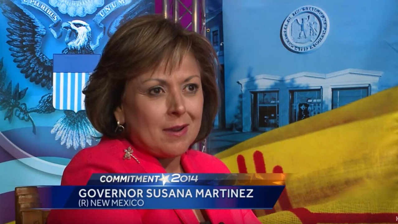 Governor Susana  Martinez Video