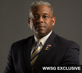 Congressman Allen B. West Economic and Political Speaker | WWSG