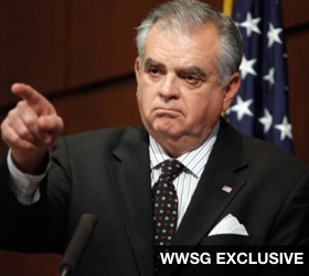 The Honorable Ray LaHood Results Image