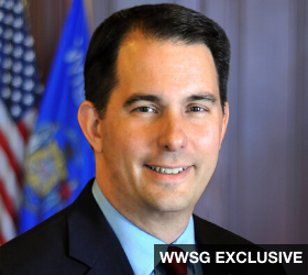 Governor Scott  Walker Image