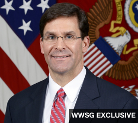 The Honorable Mark  Esper Image