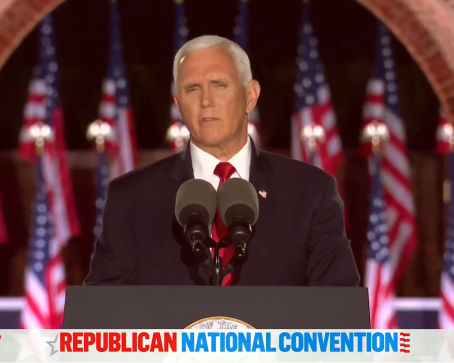 The Honorable Mike  Pence Video