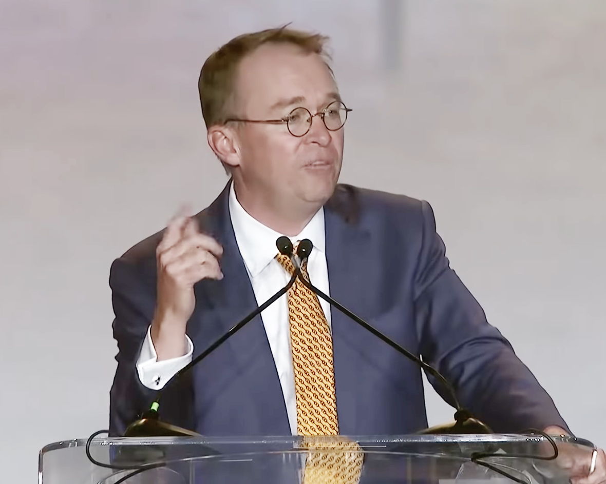 Mick  Mulvaney Video